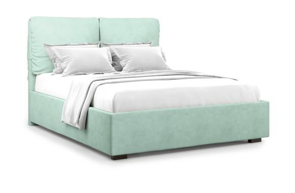 Кровать с мягким изголовьем Trazimeno без ПМ (160х200)
