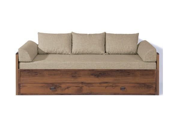 Кровать с бортиками Индиана