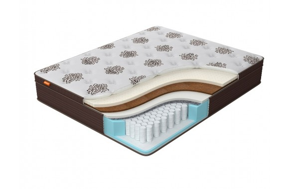 Матрас Орматек Orto Premium Middle (Brown Lux) 160x220
