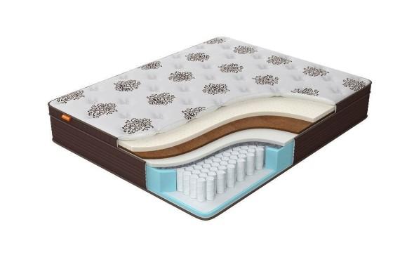 Матрас Орматек Orto Premium Middle (Brown Lux) 200x220