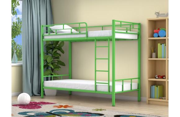 Детская кровать горкой Ницца (90х190)