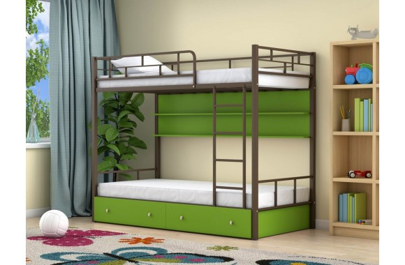 Односпальная кровать Ницца (90х190)