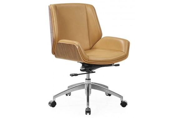 Офисное кресло Stool Group TopChairs Crown коричневый [V1707 1129-10]