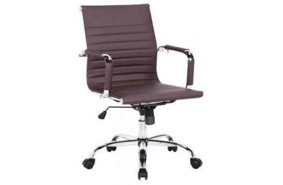 Офисное кресло Stool Group TopChairs City коричневый [D-101 brown]