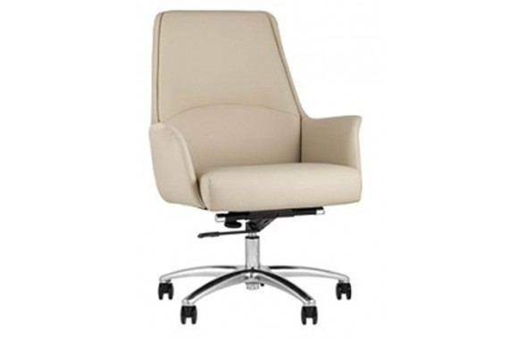 Офисное кресло Stool Group TopChairs Viking бежевый [C025 DL001-3 DUAL]