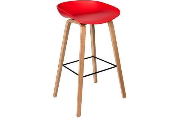 Стул барный Stool Group Libra красный [8319 RED]