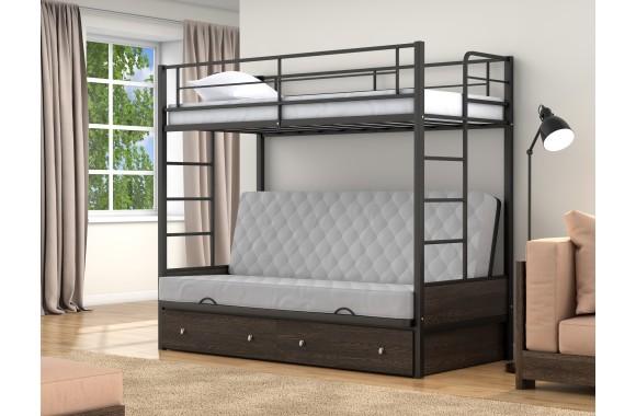 Кровать от 3 лет Дакар 1 (90х190/120х190)