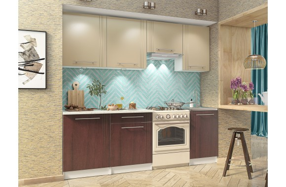 Угловая кухня Мария