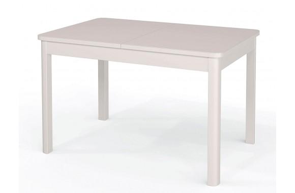 Стеклянный стол White