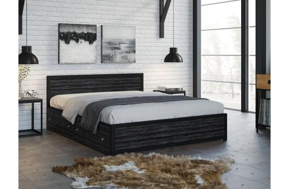 Кованая кровать Титан
