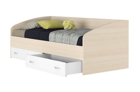 Кровать от 3 лет с матраом ГОСТ Уника (90х200)