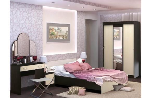 Спальня Бася в цвете