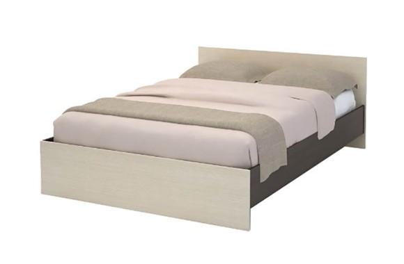 Кровать с бортиками Бася в цвете Венге