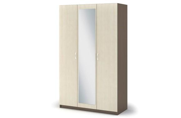 Шкаф 3-х створчатый ШК-553 Бася