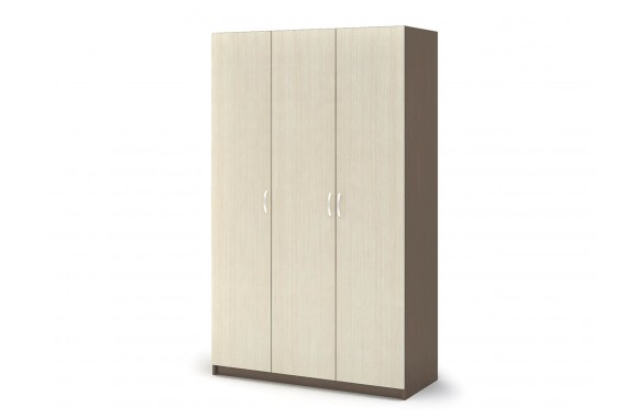 Шкаф 3-х створчатый ШК-557 Бася