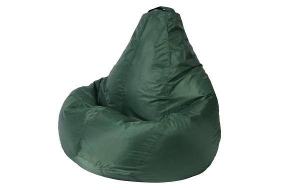 Кресло Мешок Зеленое Оксфорд XL 125х85