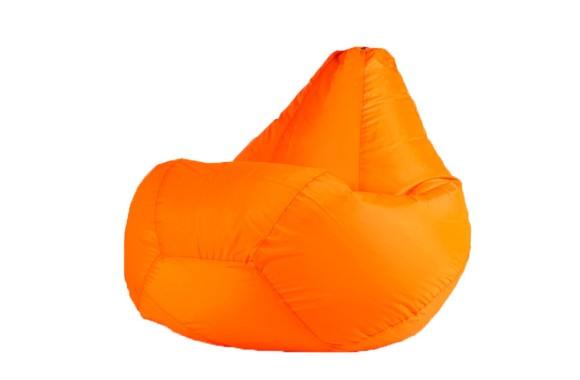 Кресло Мешок Оранжевое Оксфорд XL 125х85