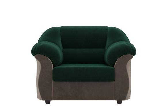 Зеленое кресло Карнелла