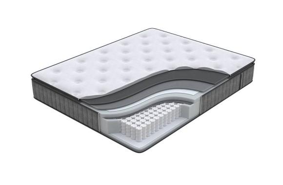 Матрас Орматек Energy Touch Middle pillow-top (Dark Grey) 160x200