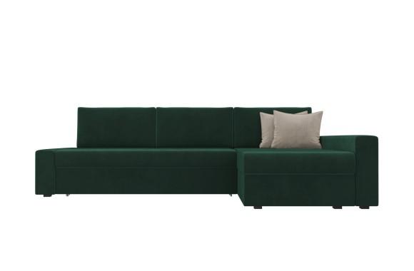 Диван зеленый Версаль 2