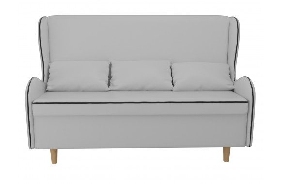 Кожаный диван Сэймон
