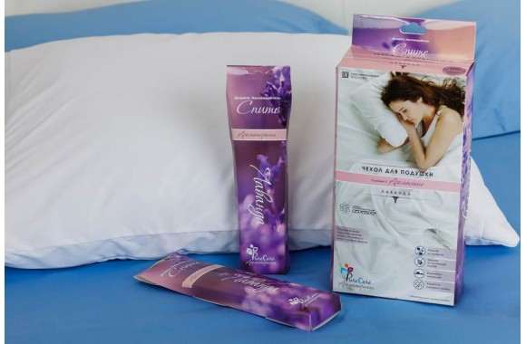 Чехол на подушку Pure Care Aromatherapy (50x70)