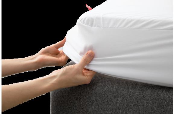 Защитный чехол для матраса 90x200 см