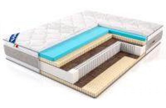 Матрас Dolce Vita 30 микропакет 2000 пружинxкомбинированныйx120