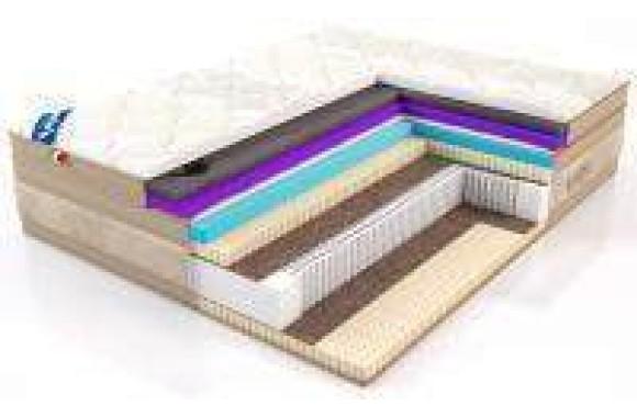 Матрас Dolce Vita 42 микропакет 2000 пружинxкомбинированныйx120