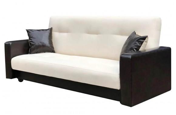 Кожаный диван Комби