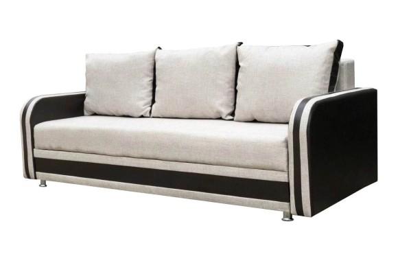 Кожаный диван Вектор
