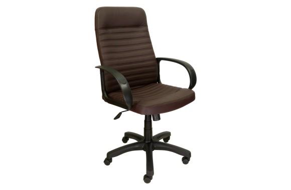 Кресло руководителя Office Lab standart-1601 Эко кожа Шоколад