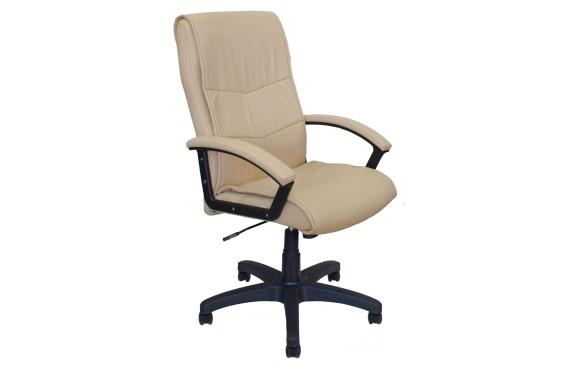 Кресло Офисное Office Lab comfort-2052 Эко кожа слоновая кость