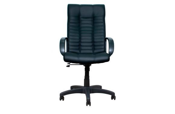 Кресло Офисное Office Lab comfort-2112 ЭК кожа черный