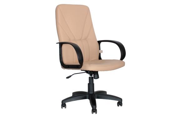Кресло Офисное Office Lab standart-1371 ЭК кожа слоновая кос