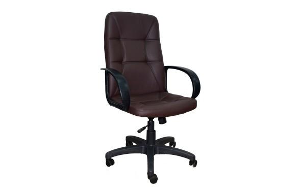 Кресло Офисное Office Lab standart-1591 ЭК кожа шоколад
