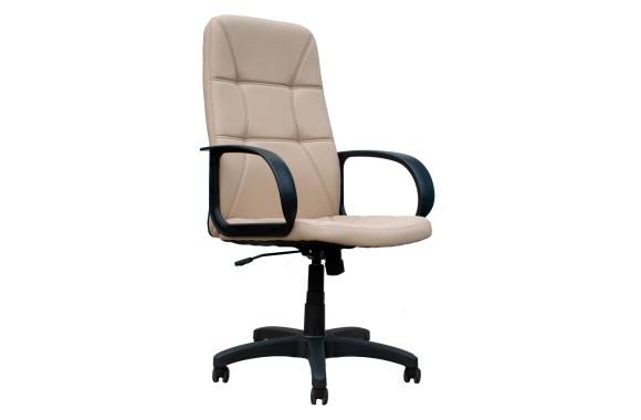 Кресло Офисное Office Lab standart-1591 ЭК кожа слоновая кос