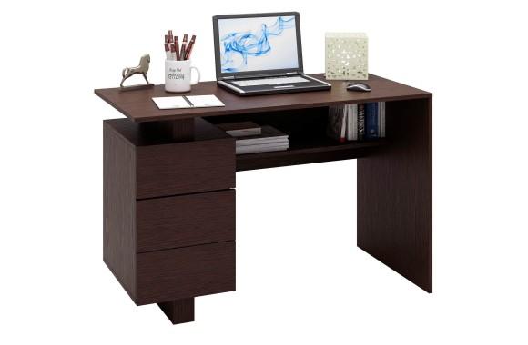 Компьютерный стол Ренцо-2 венге
