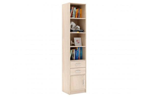 Шкаф Стеллаж в комплекте Либерти-42 дуб сонома