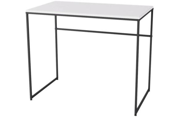 Компьютерный стол письменный белый