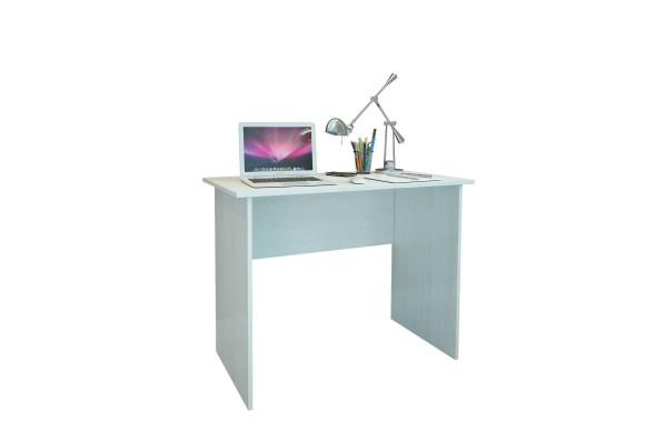 Стол компьютерный письменный Милан-105 белый