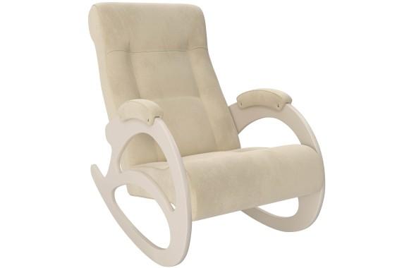 Кресло качалка Модель 4 без лозы